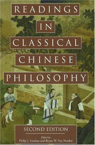 Readings in Classical Chinese Philosophy  2nd 2005 (Revised) edition cover