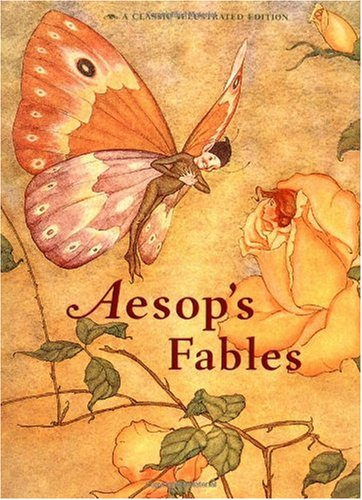 Aesop's Fables A Classic  1990 edition cover