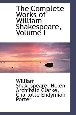 Complete Works of William Shakespeare  N/A 9781115255806 Front Cover