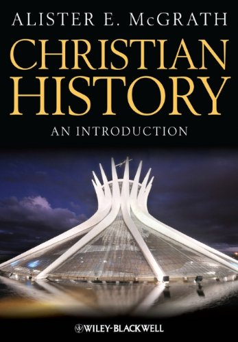 Christian History An Introduction  2013 edition cover