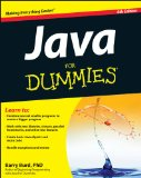 Java for Dummies�  6th 2014 edition cover