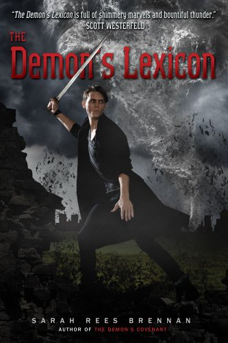 Demon's Lexicon  N/A edition cover