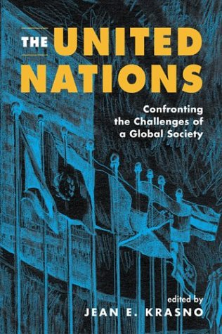 United Nations Confronting the Challenges of a Global Society  2004 edition cover