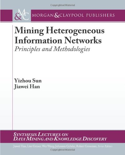 Mining Heterogeneous Informtn Networks  N/A edition cover