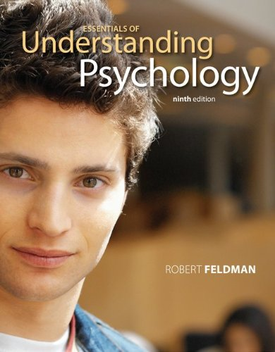 Essentials of Understanding Psychology  9th 2011 edition cover