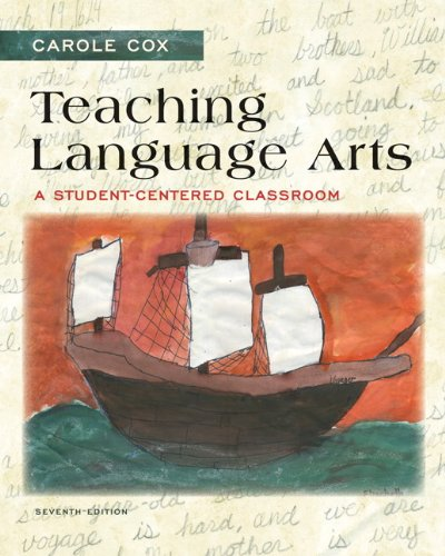 Teaching Language Arts A Student-Centered Classroom 7th 2014 edition cover