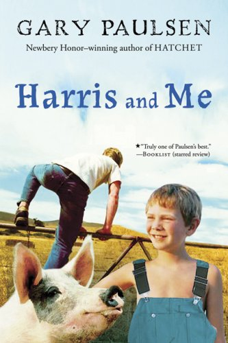 Harris and Me   2007 edition cover