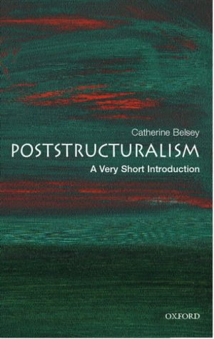 Poststructuralism   2002 edition cover