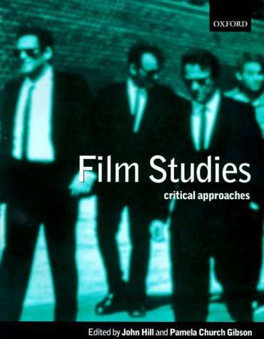 Film Studies Critical Approaches  2000 edition cover