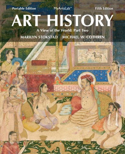 Art History Portables Book 5  5th 2014 edition cover