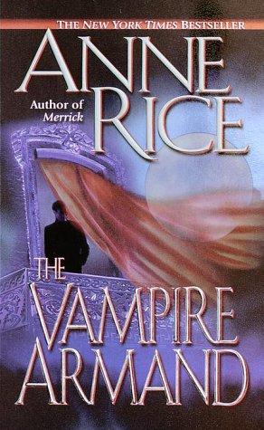Vampire Armand   1998 edition cover