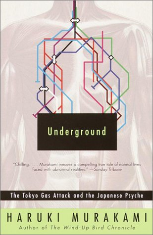 Underground The Tokyo Gas Attack and the Japanese Psyche  2001 edition cover