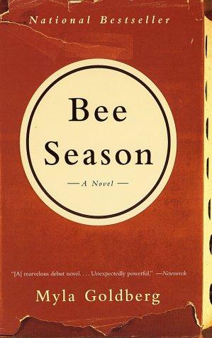 Bee Season A Novel  2000 (Reprint) edition cover