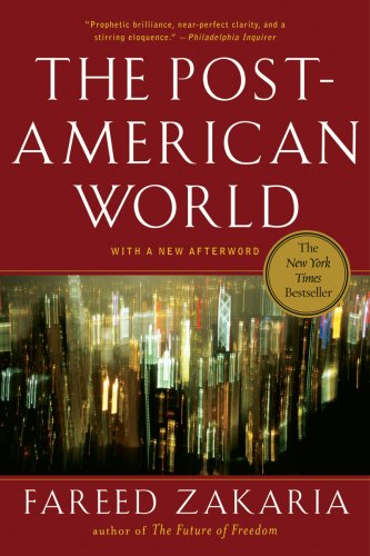 Post-American World   2009 edition cover