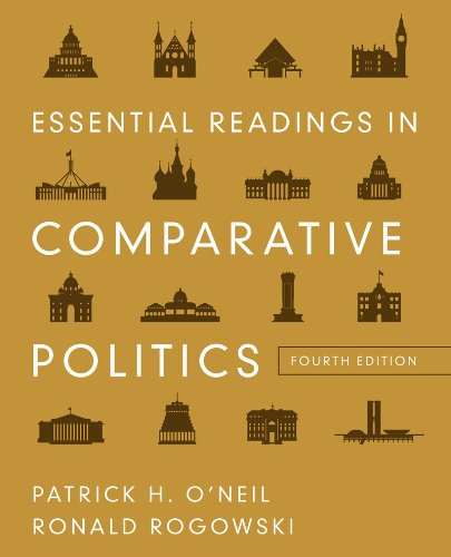 Essential Readings in Comparative Politics  4th 2012 edition cover