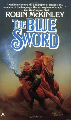 Blue Sword  N/A edition cover
