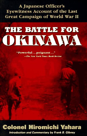Battle for Okinawa   1995 edition cover
