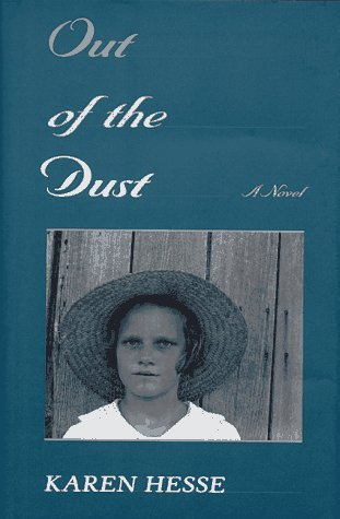 Out of the Dust   1997 edition cover
