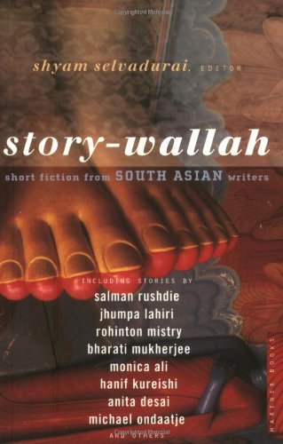 Story-Wallah Short Fiction from South Asian Writers  2005 edition cover