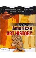 Cultural Diversity in American Art History An Introduction to Intercultural Studies Through Visual Arts Revised  edition cover