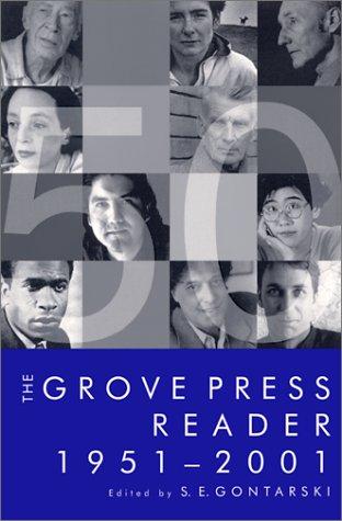 Grove Press Reader, 1951-2001   2001 edition cover