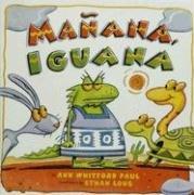 Manana, Iguana  N/A edition cover