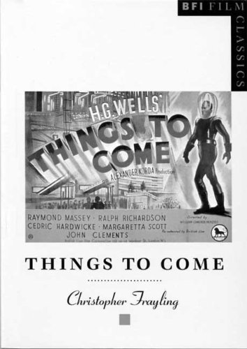 Things to Come   1995 edition cover