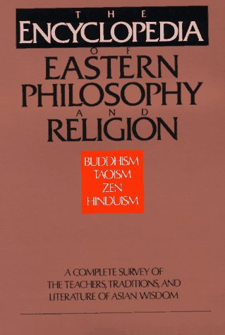 Encyclopedia of Eastern Philosophy and Religion  N/A edition cover