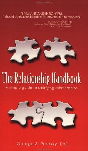 The Relationship Handbook: A Simple Guide to Satisfying Relationships  2014 edition cover