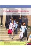 Cengage Advantage Books: Foundations of Education  12th 2014 9781133940807 Front Cover