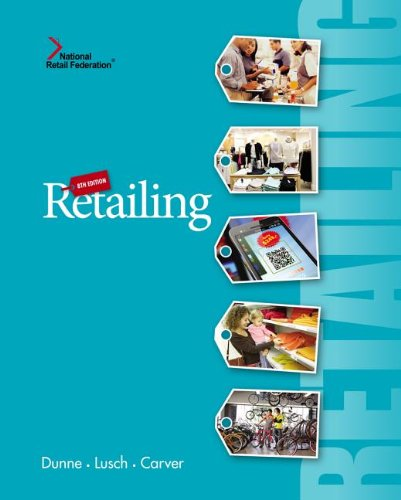 Retailing: 8th 2013 edition cover