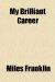 My Brilliant Career  N/A edition cover