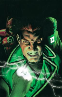 Green Lantern: Emerald Warriors   2011 9781401230807 Front Cover