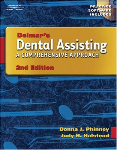 Dental Assisting A Comprehensive Approach 2nd 2004 (Revised) edition cover