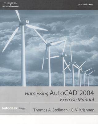 Harnessing Autocad   2004 9781401850807 Front Cover