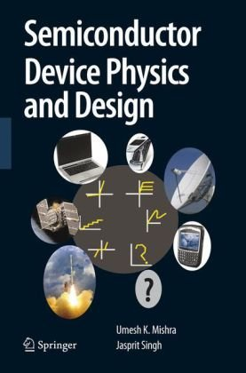 Semiconductor Device Physics and Design   2008 edition cover