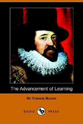 Advancement of Learning  N/A 9781406503807 Front Cover