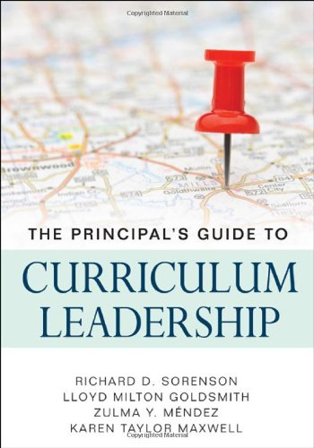 Principal's Guide to Curriculum Leadership   2011 edition cover