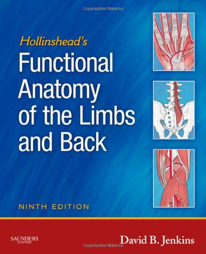 Hollinshead's Functional Anatomy of the Limbs and Back  9th 2009 edition cover