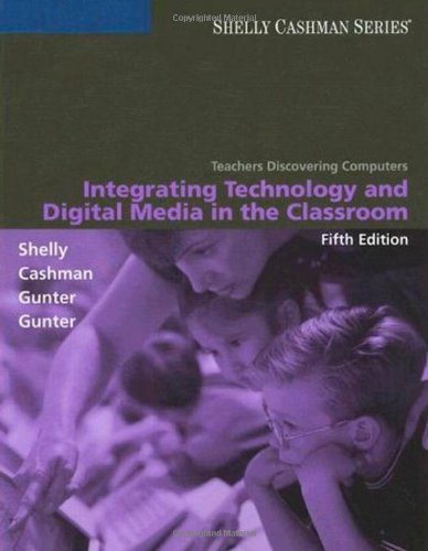Teachers Discovering Computers  5th 2008 (Revised) edition cover