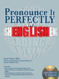 Pronounce It Perfectly in English with Audio CDs  3rd 2013 (Revised) edition cover