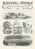 Harper's Weekly May 24 1862  N/A 9781557096807 Front Cover
