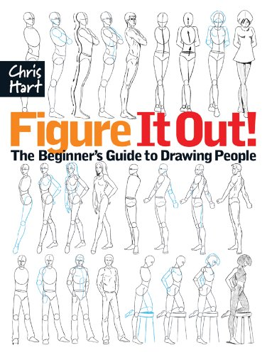 Figure It Out! The Beginner's Guide to Drawing People  2009 9781933027807 Front Cover