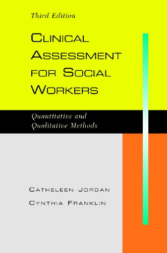 Clinical Assessment for Social Workers 3E  3rd 2010 edition cover