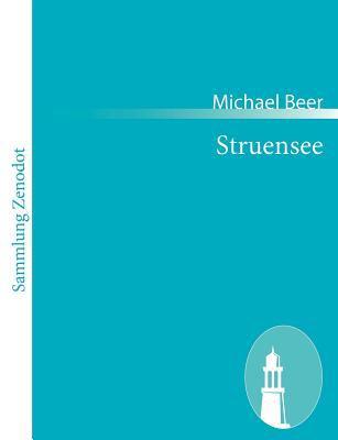 Struensee   2010 9783843050807 Front Cover
