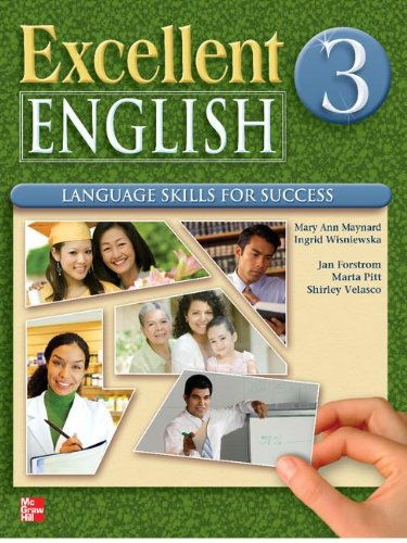 Excellent English Level 3 Student Book and Workbook Pack Language Skills for Success N/A edition cover