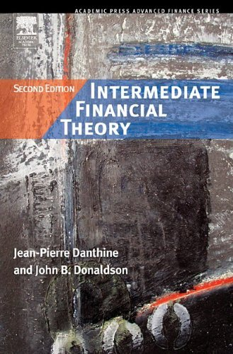 Intermediate Financial Theory  2nd 2005 (Revised) edition cover