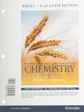 General, Organic, and Biological Chemistry: Structures of Life; Books a La Carte Edition  2015 edition cover