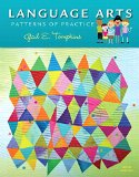 Language Arts Patterns of Practice, Enhanced Pearson EText with Loose-Leaf Version -- Access Card Package 9th 2016 9780134059808 Front Cover