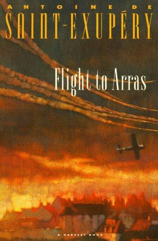 Flight to Arras   1969 (Reprint) edition cover